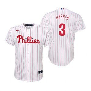 Youth Philadelphia Phillies Bryce Harper Jerseys